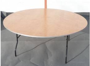 Bankett Tisch 1,80m dm