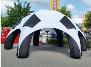 Fußball Dome Zelt