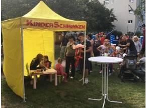 Kinderschminken Berlin mieten