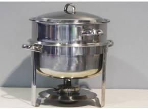 Suppentopf / Chafing Dish rund