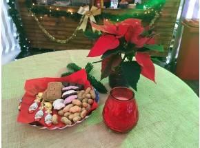 Weihnachts Tischdeko mieten Berlin