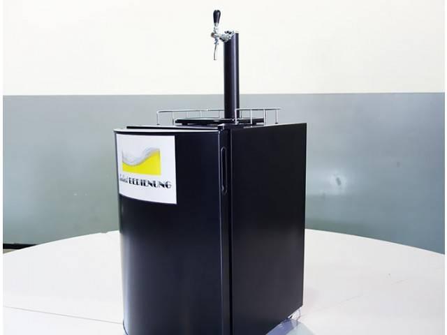 Fassbier Kühlschrank inklusive Zapfanlage mieten in Berlin & Brandenburg