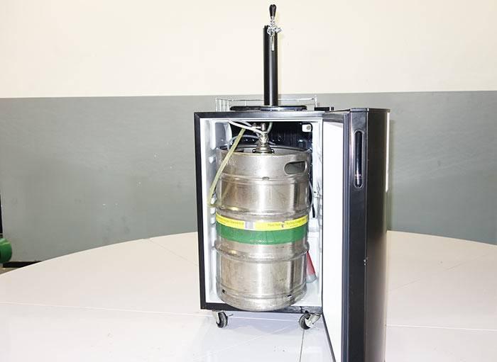 Kühlschrank Party : Fassbier kühlschrank inklusive zapfanlage mieten in berlin & brandenburg