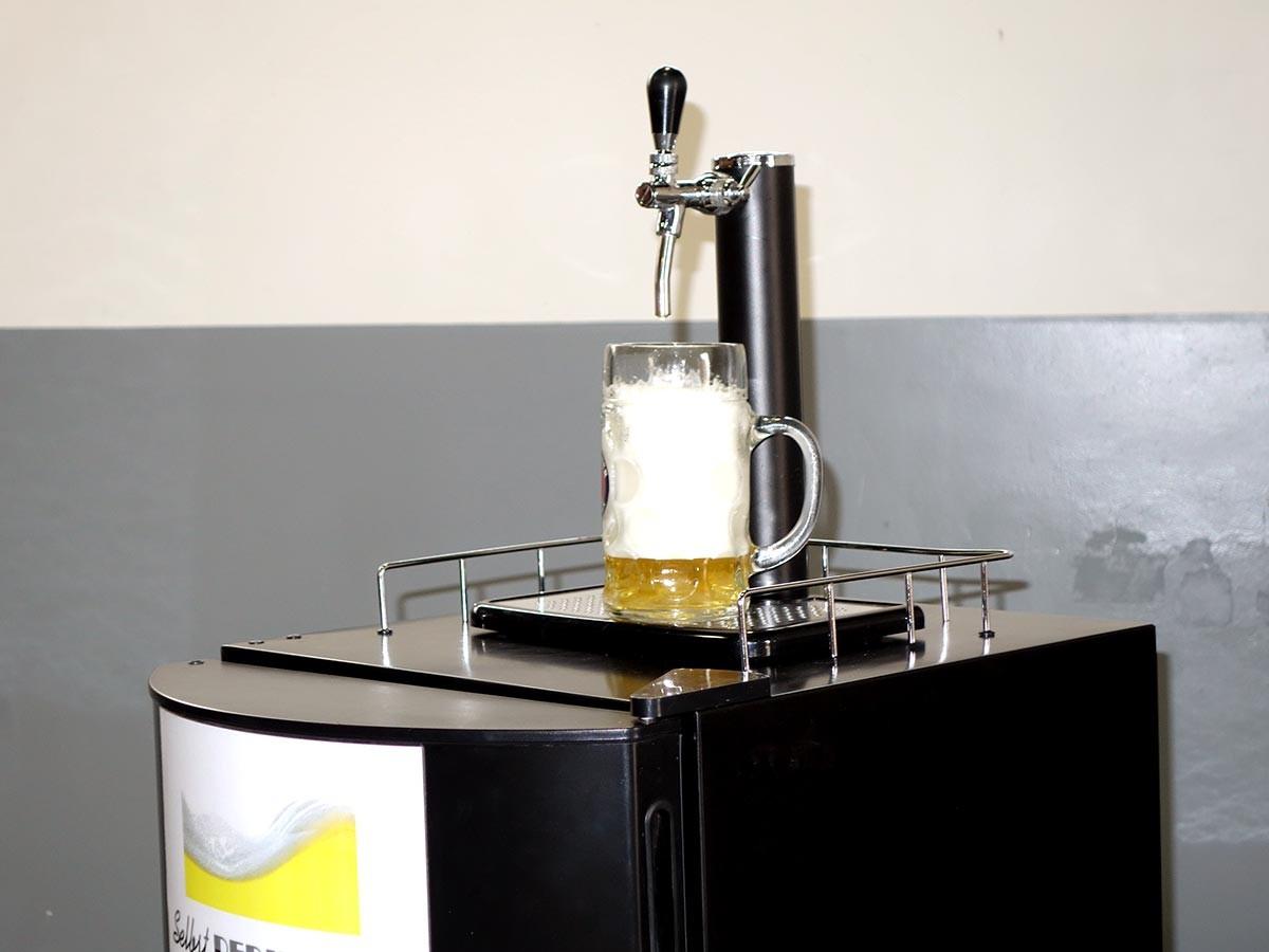 Mini Kühlschrank Mieten : Fassbier kühlschrank inklusive zapfanlage mieten in berlin & brandenburg