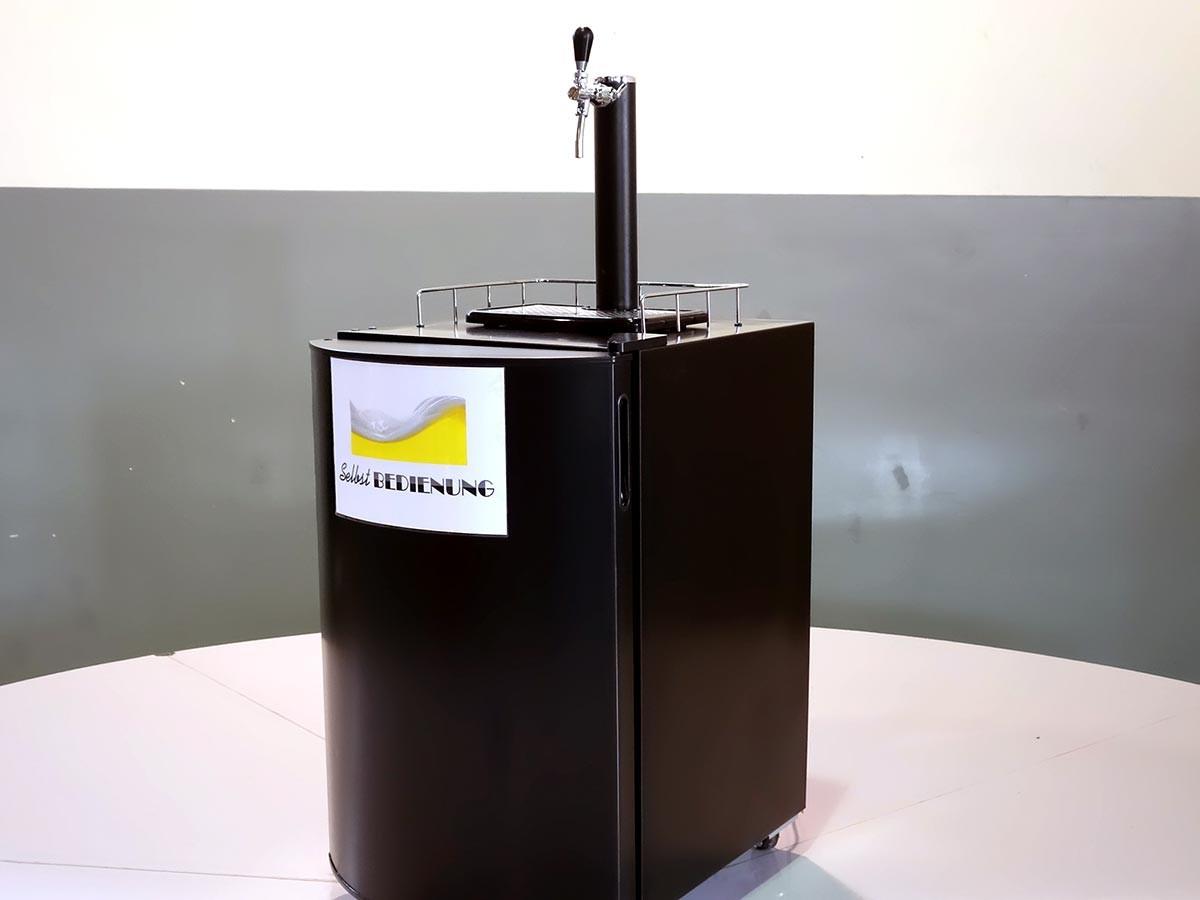 Mini Kühlschrank Warsteiner : Fassbier kühlschrank inklusive zapfanlage mieten in berlin