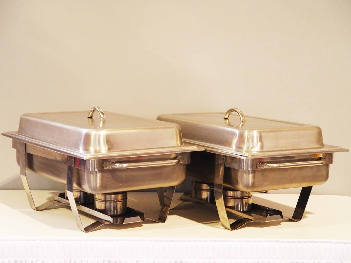 chafing dish mieten in berlin chafing dish im verleih 030 981010. Black Bedroom Furniture Sets. Home Design Ideas