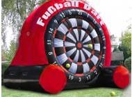 Riesen Fußballdart