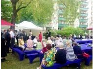 Hoffest Mieterfest Catering