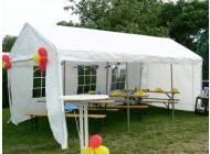 Party Pavillon 6x3m