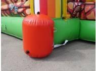 4 x Wassersack (Befestigung ohne Erdnägel)