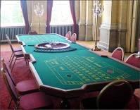 Französisch Roulette - Tisch