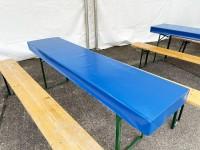 Tischdecke für Festzeltgarnitur