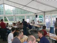 Richtfest - Zelt