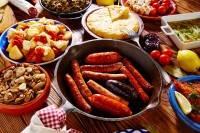 Spanisches Buffet