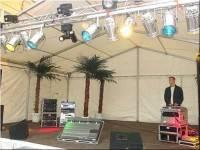 Lichttechnik für Bühnen