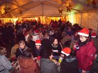 weihnachtsmarkthütte leihen