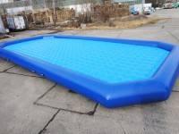 Pool ohne Wasser
