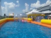 xxl Wasserball mieten