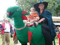 Zauberer Grunzke für Kindershow buchen