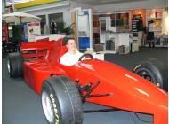 Formular 1 Simulator (red)