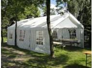 Party Pavillon 8x4m
