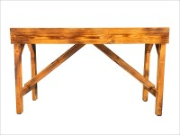 Upright table