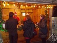 Weihnachtsmarktstand mieten