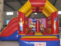 Bouncy Camelot yellow