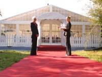 Red carpet 2m x 10m