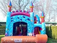 Bouncy Wasserschloss