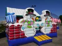 Bouncy winterworld