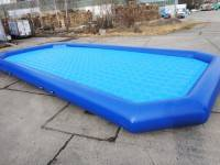 Pool without water