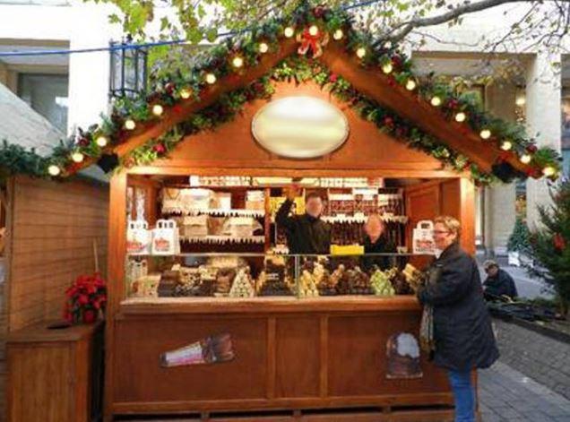 Weihnachtsmarktstand mieten in Berlin